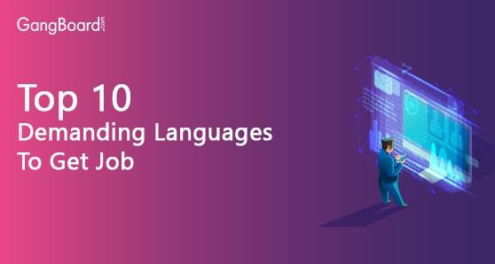 Top 10 Demanding Languages To Get Job