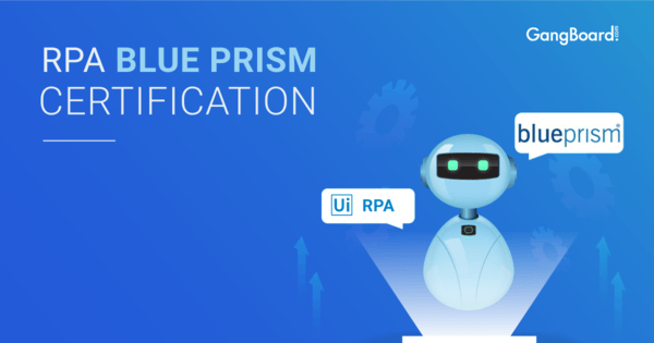 rpa blue prism certification