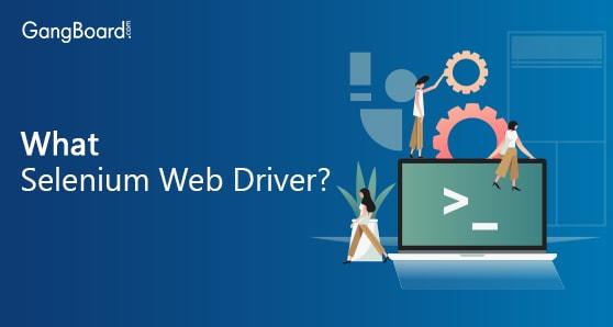 What is Selenium Web Driver