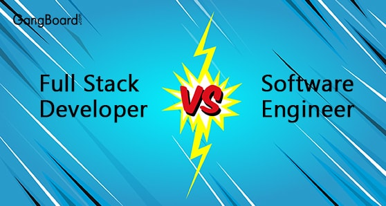 Comparison of Full Stack Developer and Software Engineer