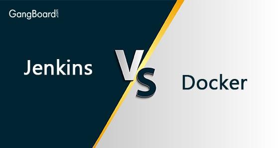 Comparison of Jenkins and Docker
