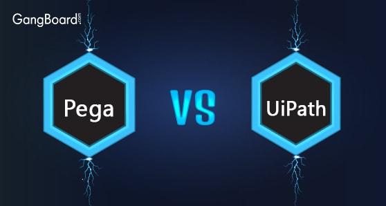 Comparison of Pega vs UiPath