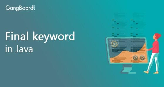 Final Keywords in Java