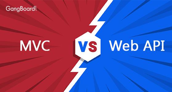 MVC Vs Web API