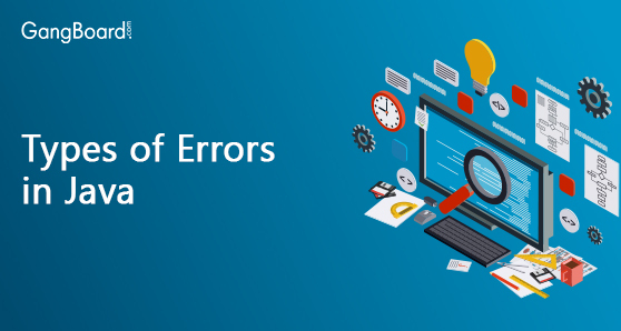 Types of Errors in Java