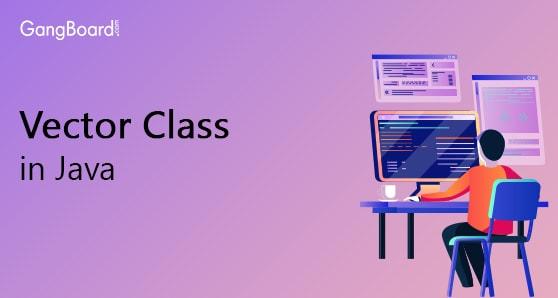 Vector Class in Java