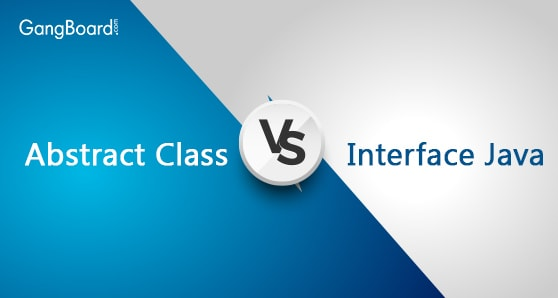 Abstract vs Interface java