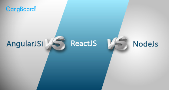 Angularjs vs reactjs vs nodejs