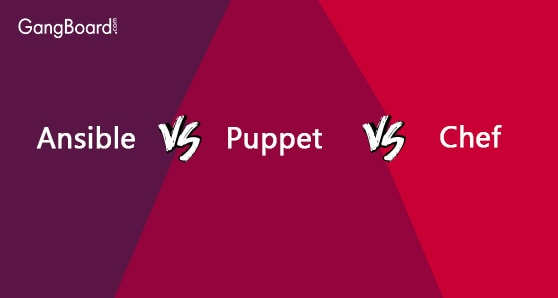 Ansible Vs Puppet Vs Chef