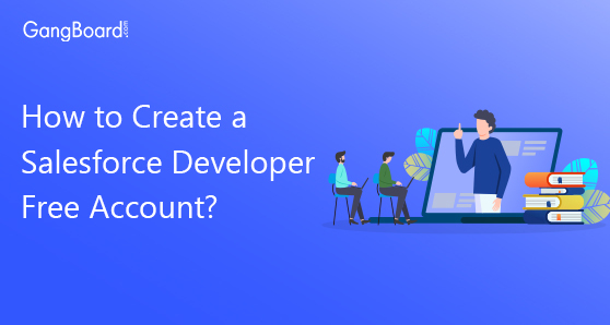 How to create a salesforce developer free account
