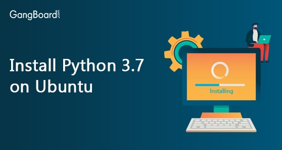 Install Python 3.7 on Ubuntu