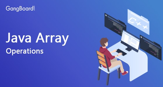 Java Array Operations