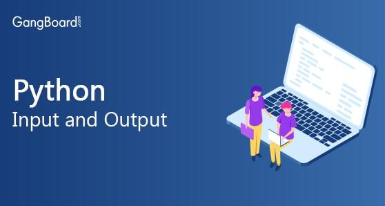 Python Input and Output