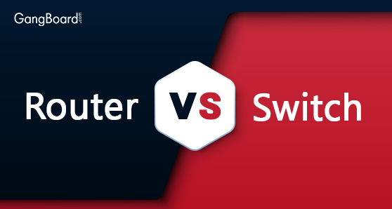Router Vs Switch