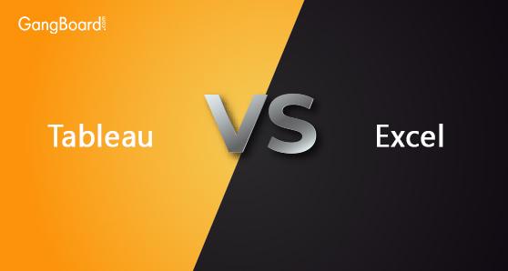 Tableau vs Excel