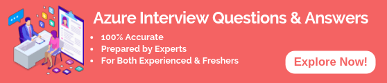 Microsoft azure interview questions and answers
