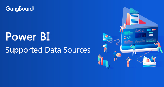 Power Bi Supported Data Sources