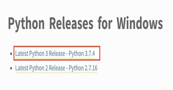 Python Release