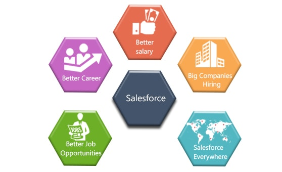 Why choose salesforce course