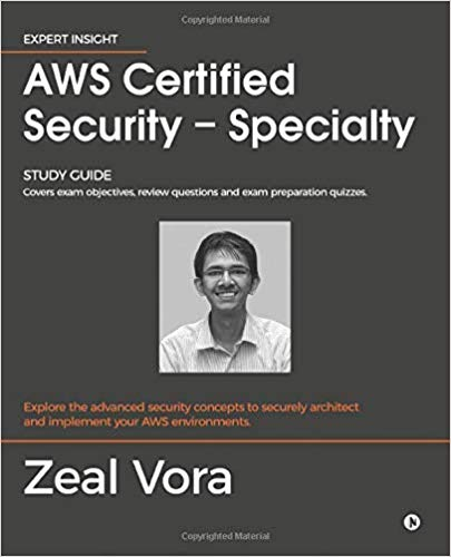 AWS Certified Security Specialty Guide