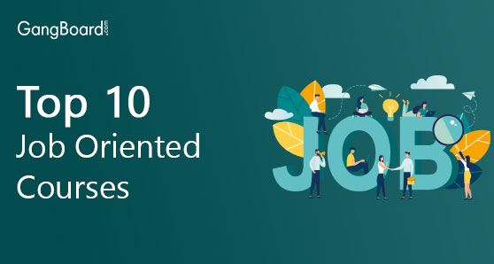 Top 10 Job Oriented Courses