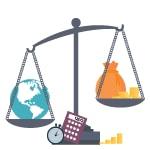Cloud computing global scale