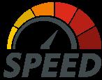 Speed of cloud computing