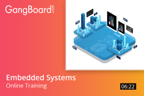 Embedded Systems Course Online Embedded Systems Training Gangboard