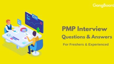 Project Management Professional Interview Questions and Answers