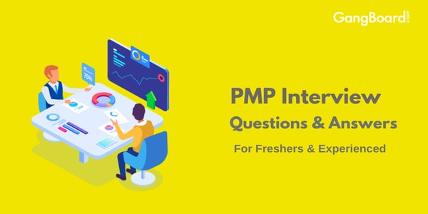 PMP Interview Questions and Answer